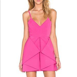 Hot pink mini AQ/AQ (vipery mini dress)